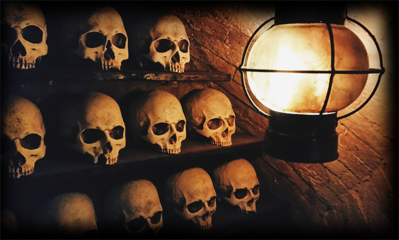 Amsterdam Escape Review: Logic Locks - The Catacombs