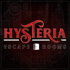 Hysteria Escape Rooms (Chatham): Aftermath, Motel California and The Forgotten Realm