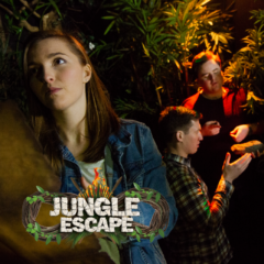 Thorpe Park: Jungle Escape