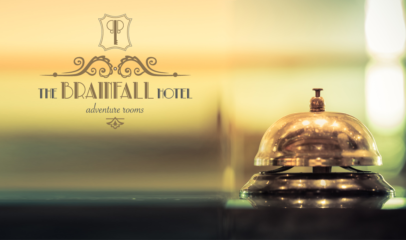 Athens Escape Review: The Brainfall Hotel (Down the Rabbit Hole and Dark Seas)