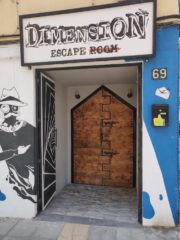 Dimension Escape Room (Almería): La guarida de Maximo Max