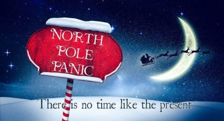 The Panic Room (Harlow): North Pole Panic