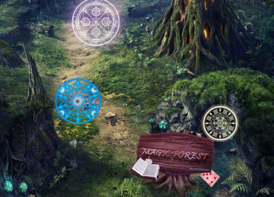 Xcape Room (Glasgow): Magic Forest